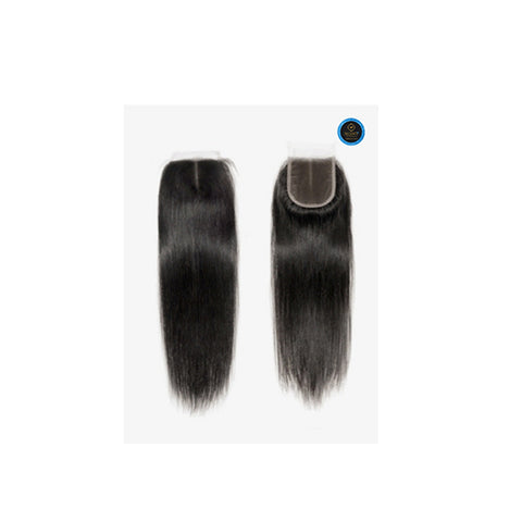 Island  Queen straight Closure - Bidiana Hair Extensions