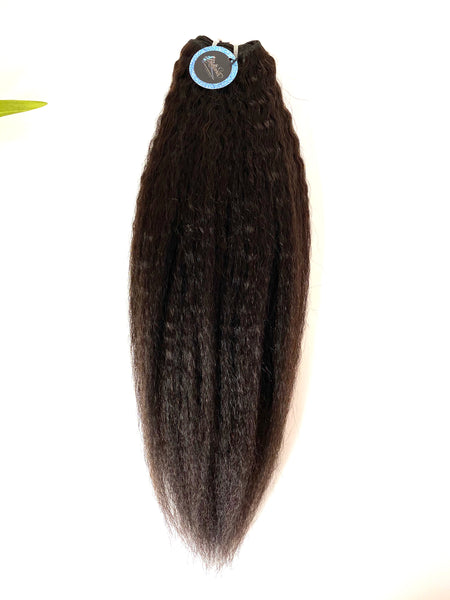Island  Queen kinky Straight - Bidiana Hair Extensions