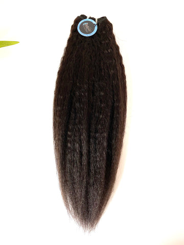 $44.99-$94.99  Island  Queen kinky Straight - Bidiana Hair Extensions