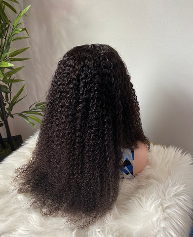 $270 - $570    Custom wig Kinky Curls - Bidiana Hair Extensions