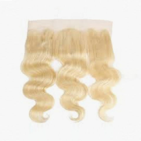 Premium Exotic Blonde Frontal - Bidiana Hair Extensions