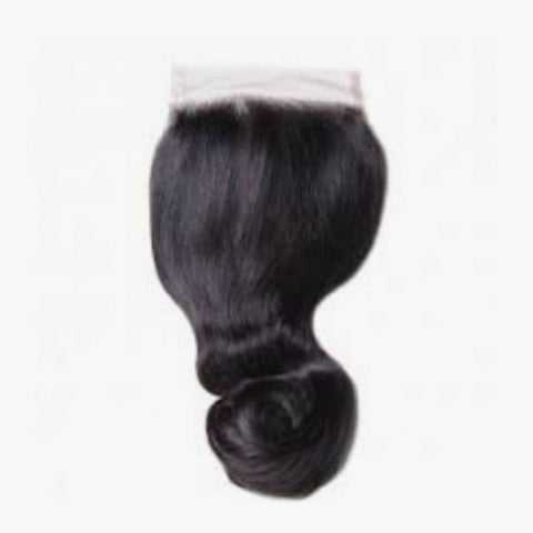 Premium Loose Wave Closure - Bidiana Hair Extensions