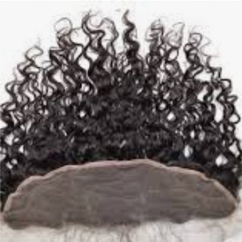 Premium Deep Curls Frontal - Bidiana Hair Extensions