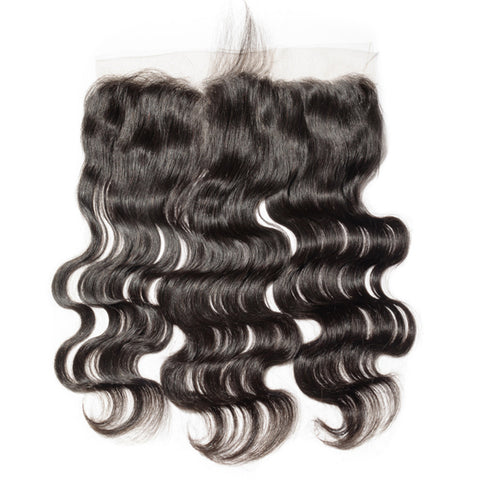 Premium body wave Frontal