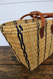 Vintage Woven Market Tote