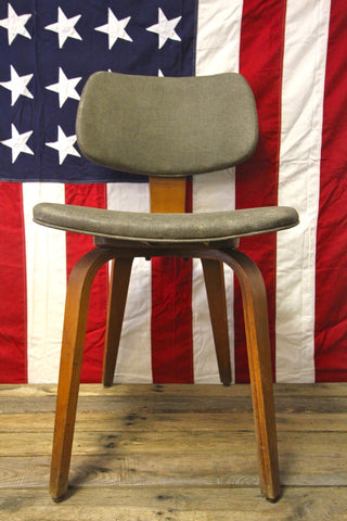 1950s Thonet Molded Plywood Chair