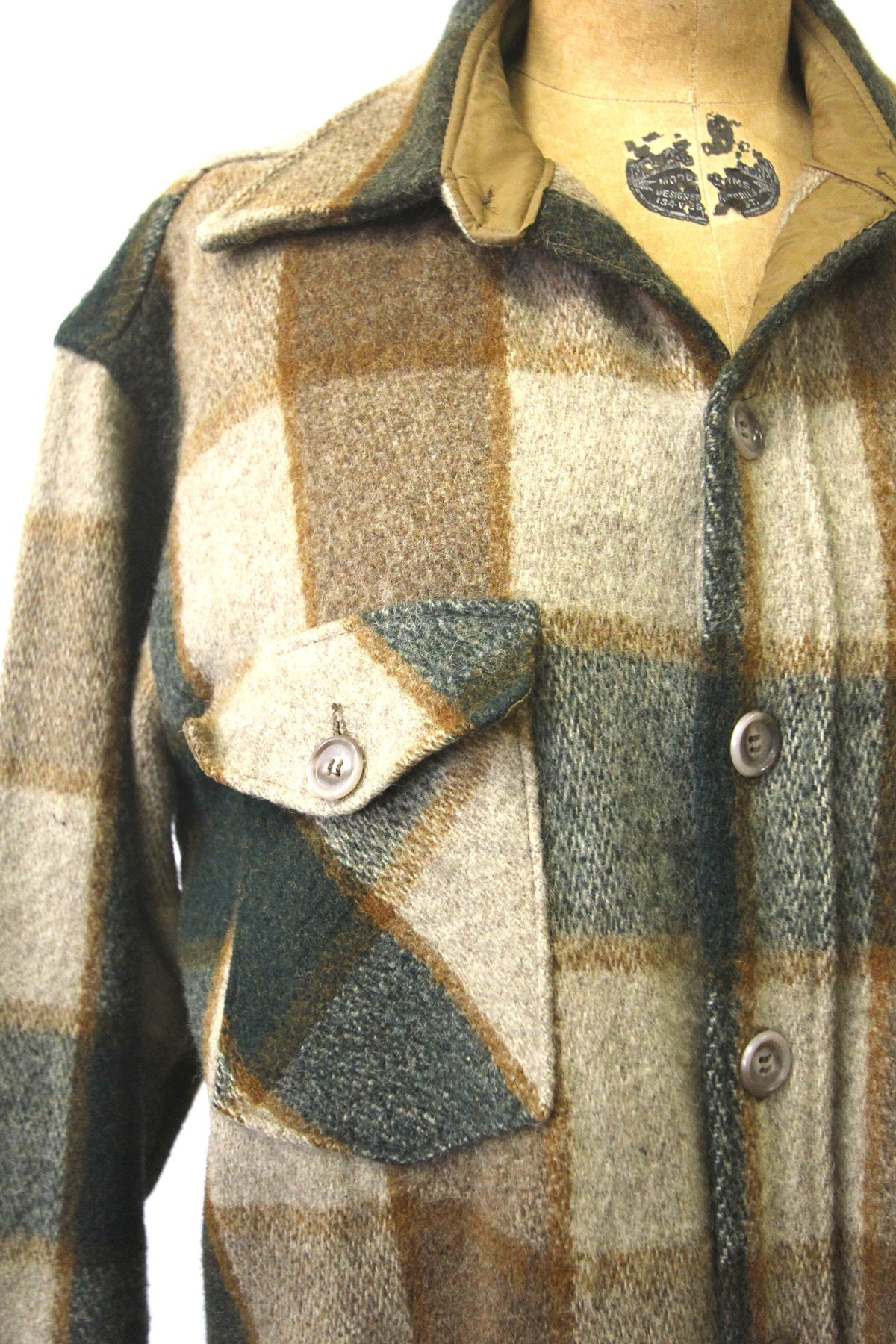 Woolrich Plaid Shirt