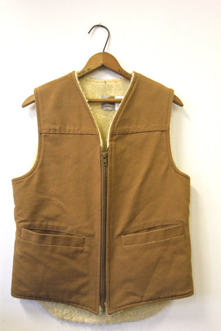Carhartt Duck Canvas Vest