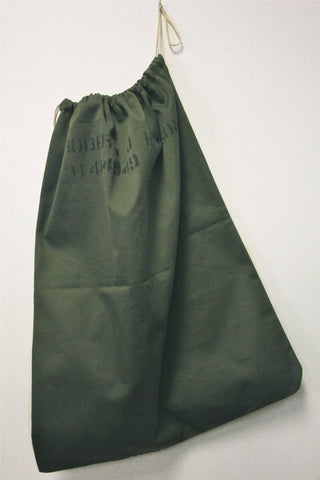 Vintage Military Laundry Bag