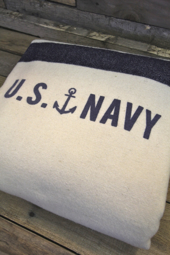 Faribault US Navy Blanket