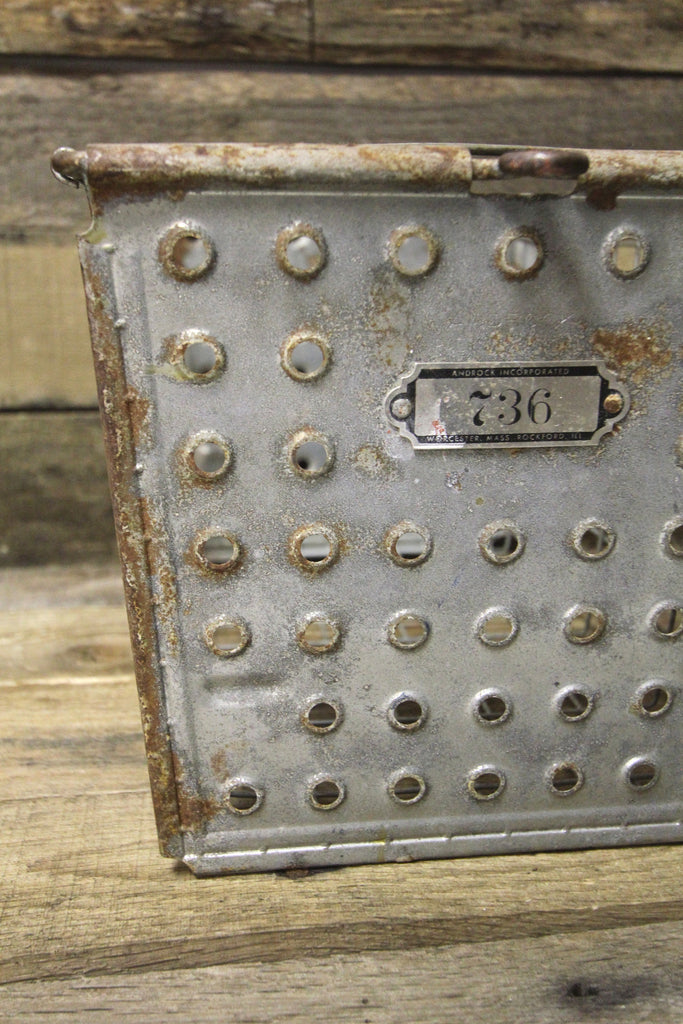 Vintage Locker basket #736