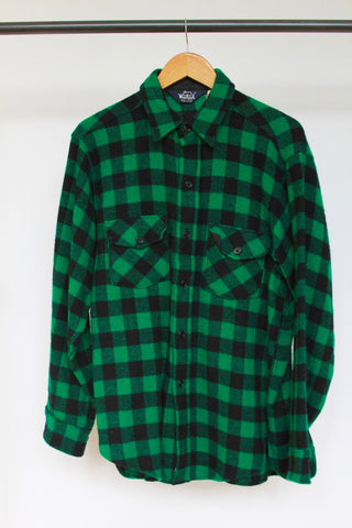 Vintage Woolrich Over Shirt