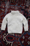 Vintage Fishermen's Sweater - Kids - Diamonds & Rust