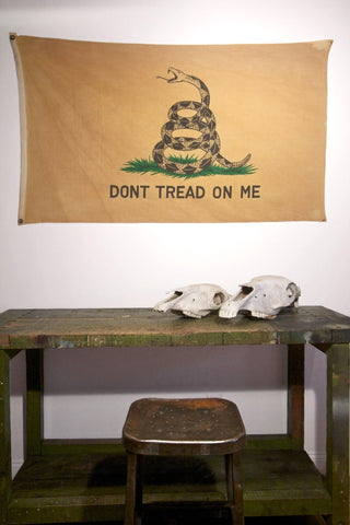 1950s Don't Tread on Me Flag