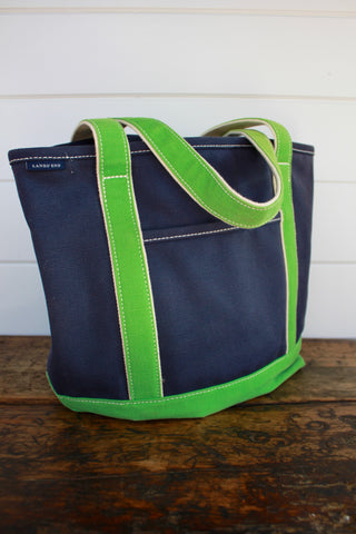 Vintage Lands End Tote