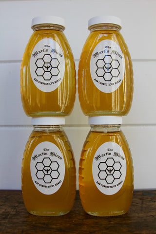 "The Martin Hives ""Raw Connecticut Honey"" 16oz"