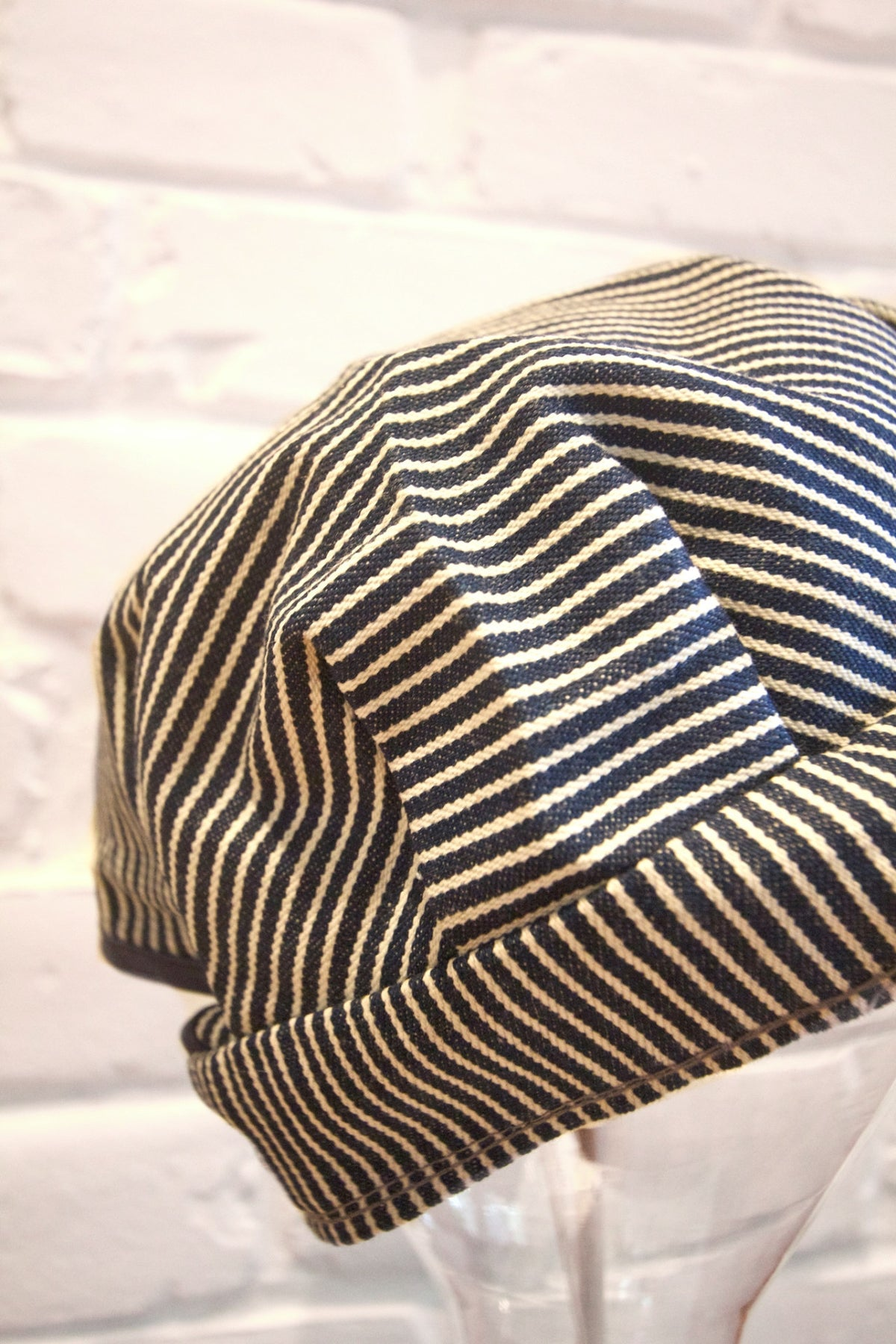Striped Conductors Hat