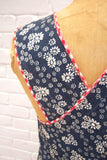 Vintage Denim Apron