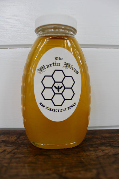 "The Martin Hives ""Raw Connecticut Honey"" 16oz - Diamonds & Rust"