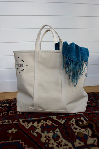 Steele Canvas Tote Bag: Medium