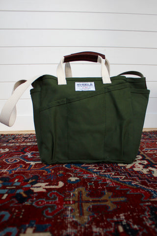 "Steele Canvas ""Utility"" Tote Bag: Olive"