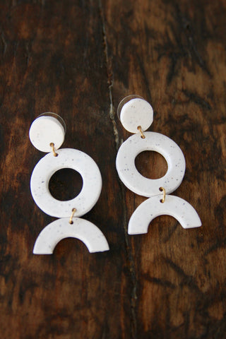 "Moona Custom ""The Evelyn"" Earrings"