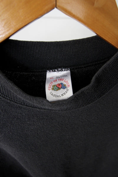 Vintage FTL Raglan Crewneck - Diamonds & Rust