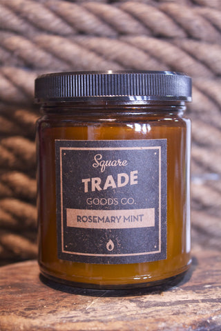 Rosemary Mint 8oz Candle