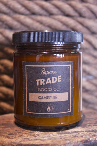 Campfire 8oz Candle