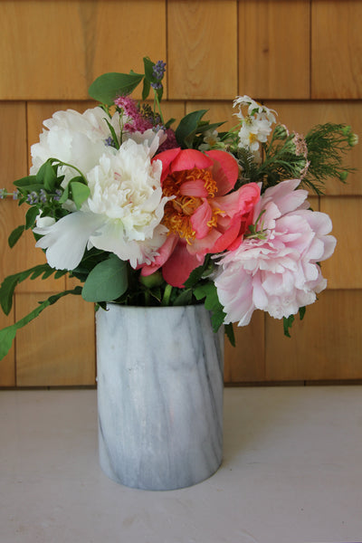 6/19 Fresh Flower Friday Bouquets - Diamonds & Rust