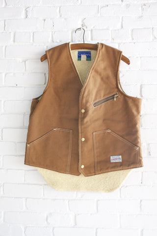 Vintage Carter's Duck Canvas Vest