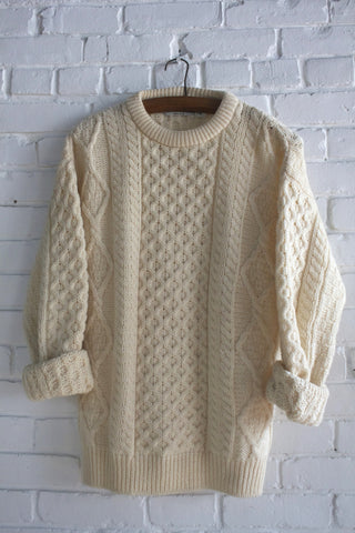 Vintage Fisherman's Sweater