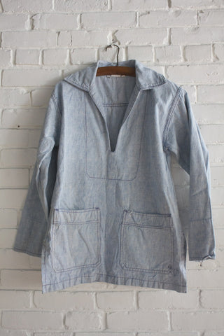 Vintage Hang Ten Denim Shirt