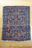Vintage Worn In Rug - Diamonds & Rust