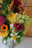 7/10 Fresh Flower Friday Bouquets - Diamonds & Rust