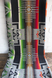 Vintage Pendleton Beaver State Blanket - Diamonds & Rust