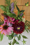 8/7 Fresh Flower Friday Bouquets - Diamonds & Rust