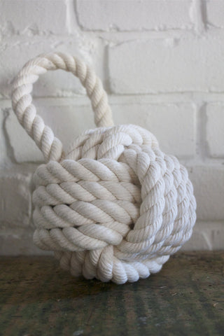 Cotton Rope Monkey's Fist