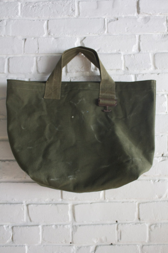 D&R Handmade Canvas Tote Bag - Diamonds & Rust
