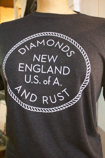 Diamonds & Rust New England T-Shirt - Diamonds & Rust