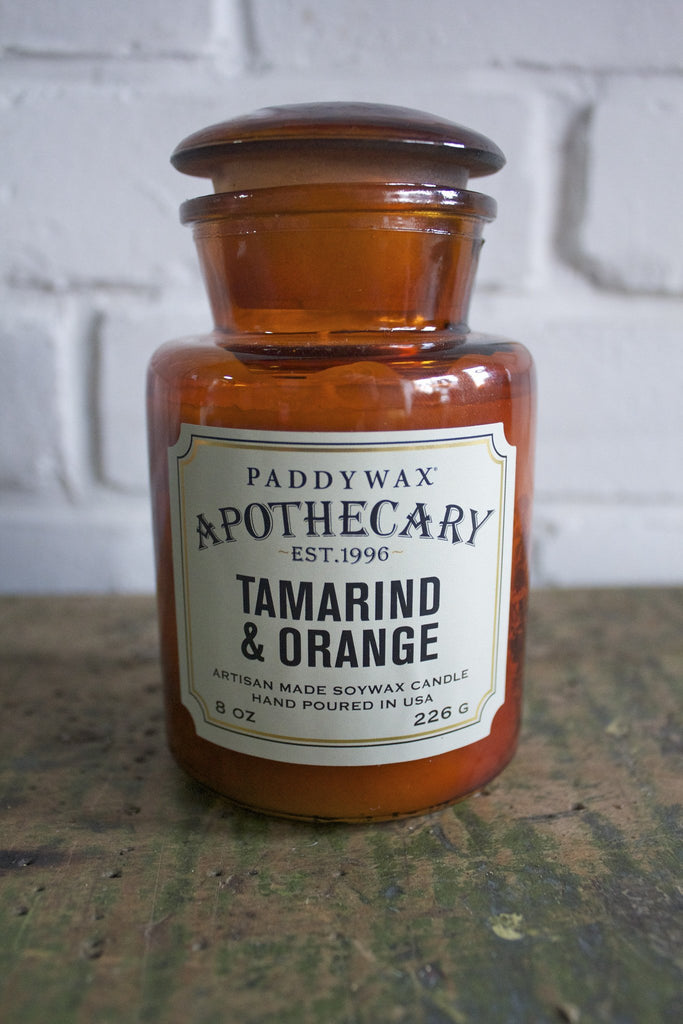 Tamarind & Orange 8oz Candle