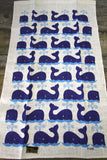 Whale Kitchen Linen Dead Stock