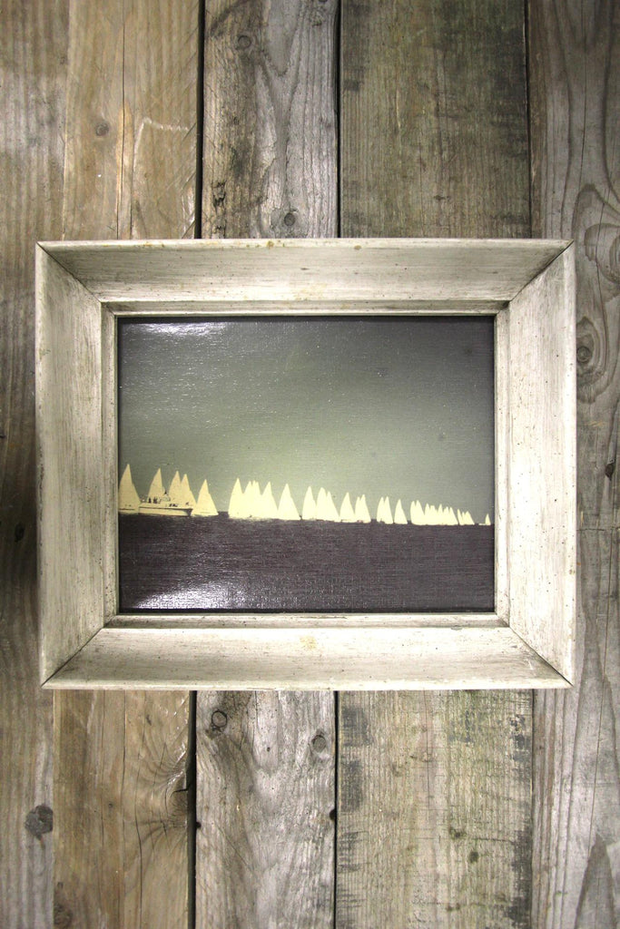 Sailboat Photo Framed Art