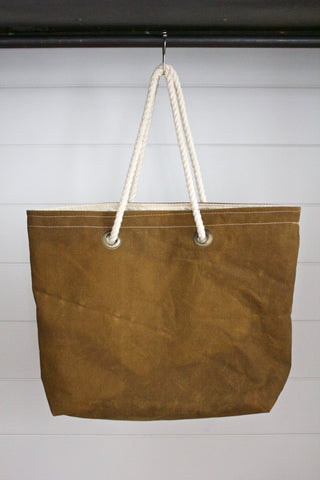 Simple Canvas Tote 01