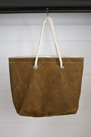 Simple Canvas Tote 02