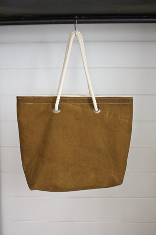 Simple Canvas Tote 03