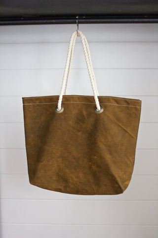 Simple Canvas Tote 04
