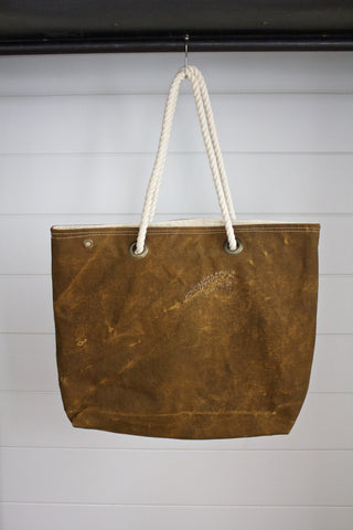 Simple Canvas Tote 05