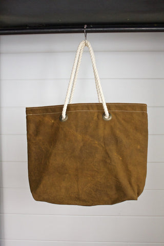 Simple Canvas Tote 06