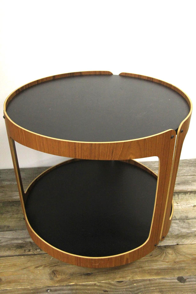 Vintage Danish Wine Table